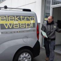 Firmenübernahme Elektro Wäspi GmbH